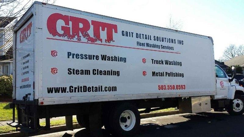 GRIT Detail - providing mobile solutions